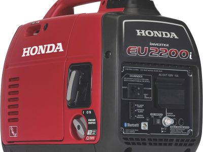Portable Inverter Generator 2200 Surge Watts,