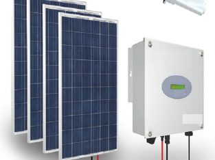 10000w Photovoltaic Panel 10kw Solar System