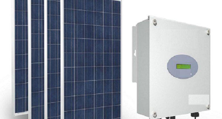 10000w Photovoltaic Panel 10kw Solar System