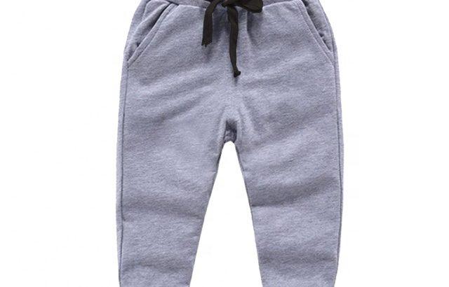 Basic Jogger Pant For Kids