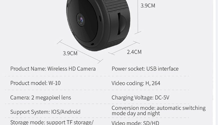 Home Security Camera System Wireless 1080P HD