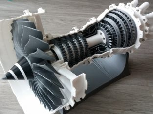 Machining and 3D printing service for Jet